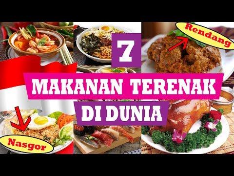 7 Makanan TerEnak Di Dunia, Rendang Selalu No.1