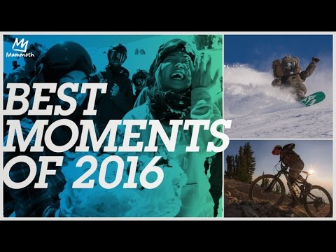 Best Moments of 2016