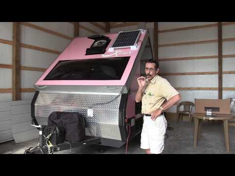Missouri Wind and Solar How to install solar panels PV on your RV