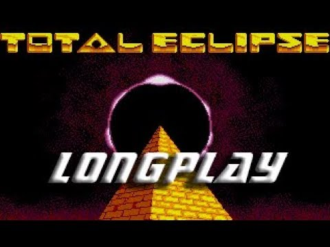 Longplay #170 Total Eclipse (Commodore Amiga)