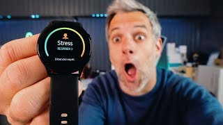 Vidéo-Test : Samsung Galaxy Watch Active : Le Test