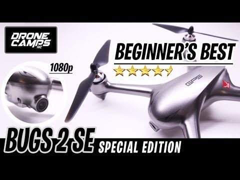 BEST BEGINNER DRONE - BUGS 2 Special Edition GPS - Honest Review, Modes, & Flights - UCwojJxGQ0SNeVV09mKlnonA