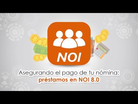 Préstamos a trabajadores en NOI 8.0