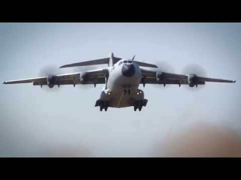 A400M Unpaved Runway Campaign Woodbridge