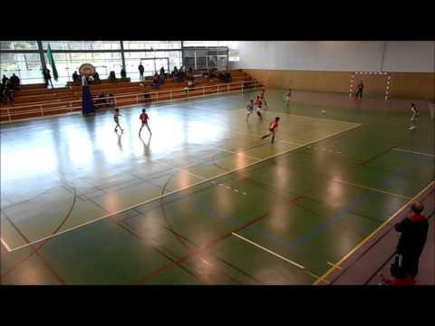 16/17 - Golos 8ª Jornada - Camp. Distrital 2ª Fase - Futsal Oeiras 0 x 5 Sporting CP - JUNIORES E
