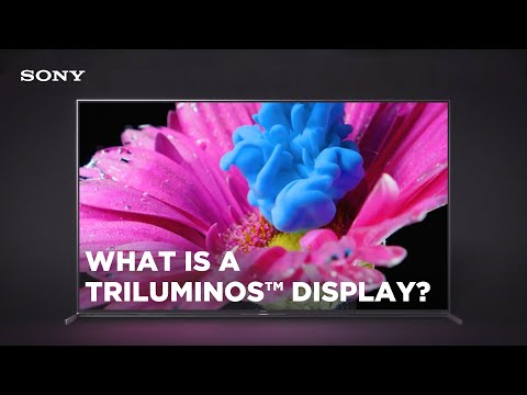 What is a TRILUMINOS™ Display?