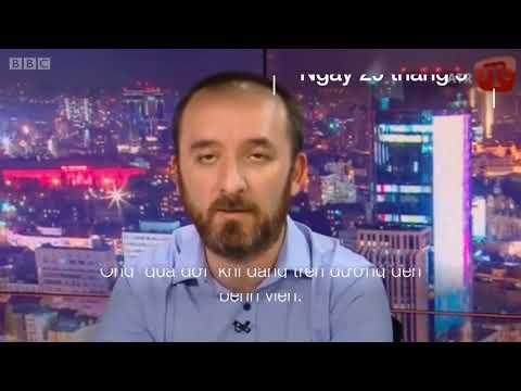 Nhà báo chống Nga 'trở về từ cõi chết'