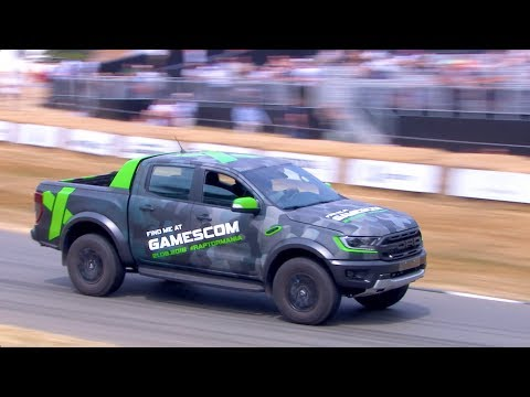 #RaptorMania - Goodwood Festival of Speed