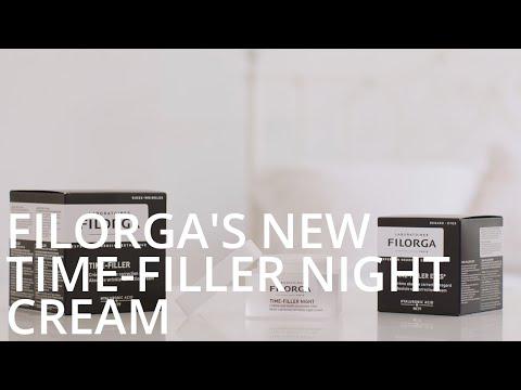 feelunique.com & Feel Unique Promo Code video: Filorga's New Time-Filler Night Cream   Feelunique