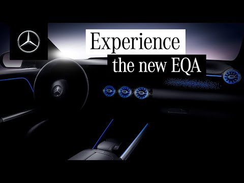 """First-time moments"" in the all-new EQA"