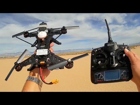 Walkera Runner 250 FPV Racing Drone Review - UC90A4JdsSoFm1Okfu0DHTuQ