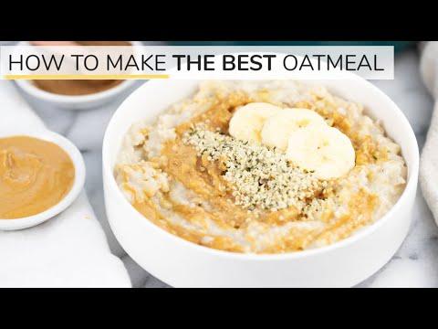 HOW TO MAKE OATMEAL | the BEST oatmeal recipe - UCj0V0aG4LcdHmdPJ7aTtSCQ