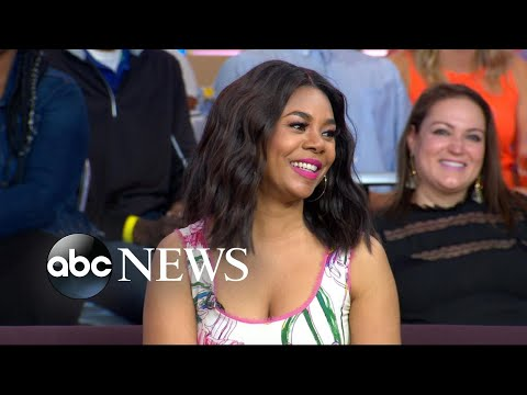 Regina Hall opens up about 'Support the Girls' live on 'GMA'