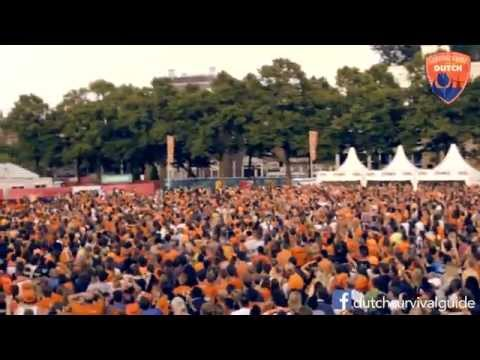 #2 - How to behave in Holland during the FIFA World Cup of 2014 photo