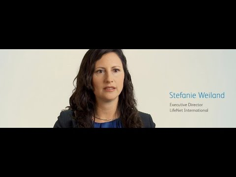 Meet Global Health Innovation Grantee Stefanie Weiland, LifeNet International