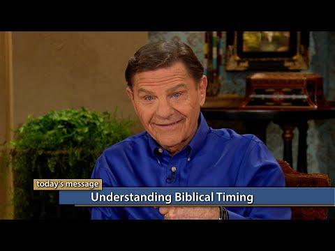 Understanding Biblical Timing