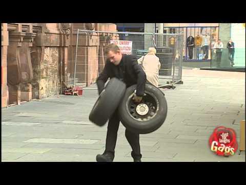 Stolen Police Wheels