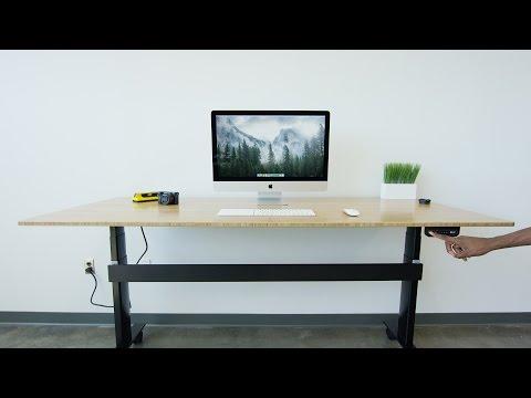 NextDesk Review: Motorized Desk! - UCBJycsmduvYEL83R_U4JriQ