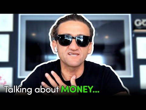 Casey Neistat Opens Up About Being Scared To Talk About Money...