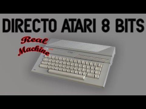 Directo Atari 65XE 8bits SIO2PC-USB
