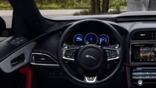 Jaguar F-PACE 17MY | InControl Touch Pro – Live