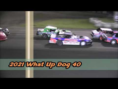 2021 What Up Dog 40 At Farmer City Raceway - dirt track racing video image