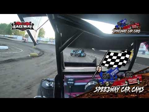 #9 Abigayle Lett - Restrictor - 4-24-2021 Port City Raceway - In Car Camera - dirt track racing video image