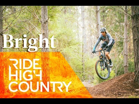 Ride High Country in Motion - Bright