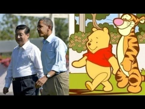 Gấu Pooh bị cấm chiếu ở Trung Quốc