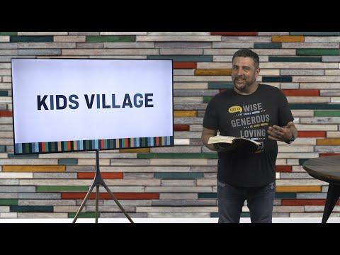 Kids Village Lesson - August 23rd, 2020