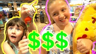 Buying EVERYTHING at the Worlds Largest Disney Store!