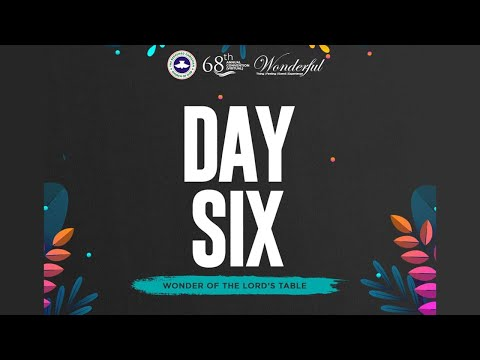 RCCG HOLY GHOST CONVENTION 2020 - DAY 6  CHILDREN HOUR
