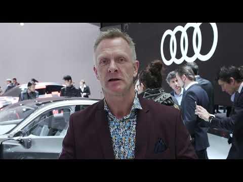 Audi e-tron GT | Elbil med sporty bildesign | Genève 2019