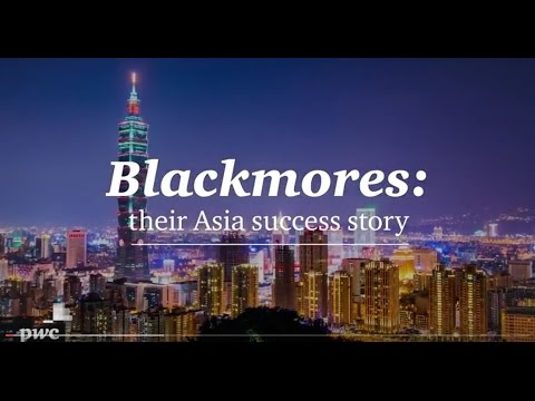 Three secrets to a successful Asia strategy - insights from Blackmores' CEO Christine Holgate