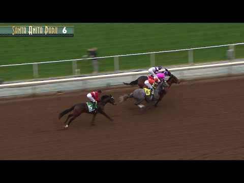 Las Virgenes Stakes (Gr. II) - February 5, 2017