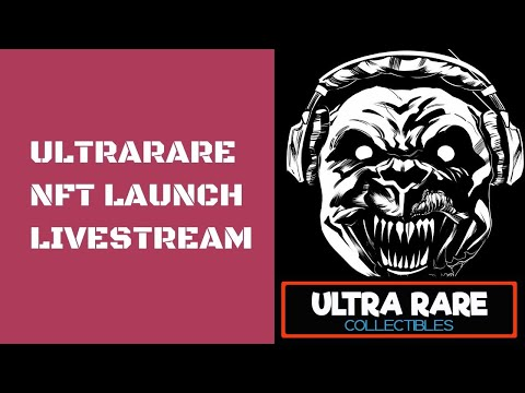 ULTRARARE NFT LAUNCH | Pack rips, fun time, and perhaps some alienworlds!