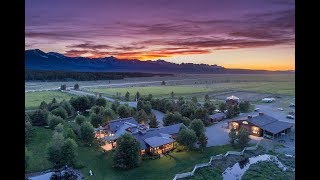 Sprawling Horse Ranch in Stanley, Idaho   Sotheby's International Realty