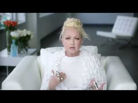 """Cyndi Lauper Says """"I'm PsO Ready"""" To Talk about My Life with Psoriasis"""