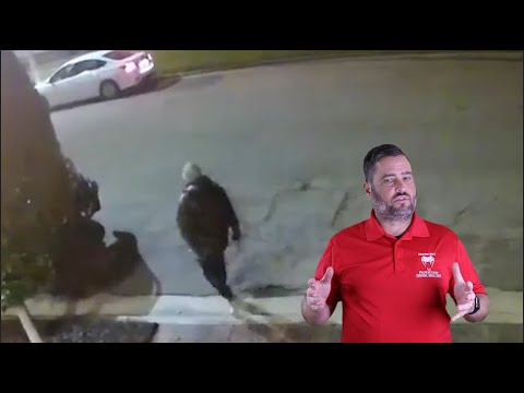 Three Videos Of Robberies Teach Us Different Lessons