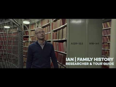 Researching Scottish Ancestry - Ian's Story