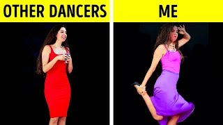 TYPES OF DANCERS AT EVERY PARTY    SITUATIONS WA ALL CAN RELATE TO