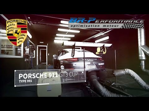 Porsche 911 (991) GT3 Cup By BR-Performance