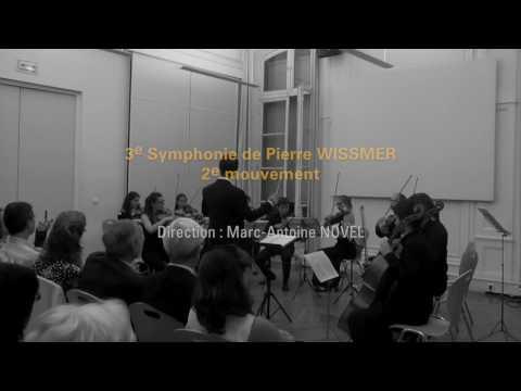 3e Symphonie de P.WISSMER I Musique aux Mines