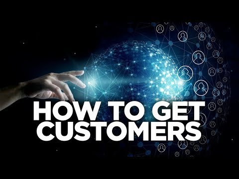 How to Get Customers --Young Hustlers photo