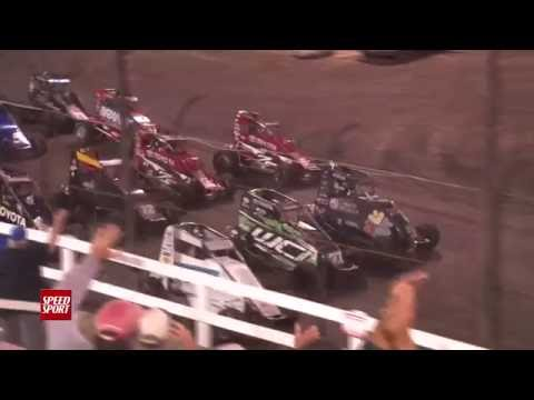 SPEED SPORT News Center 8/30/16 - dirt track racing video image