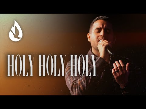 Holy, Holy , Holy (Lord God Almighty) Hymn  Acoustic Worship Cover by Steven Moctezuma