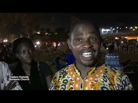 DR PAUL ENENCHE DID NOT DESTROY ANY TRADERS' GOODS - WATCH THE VIDEO FOR MORE DETAILS