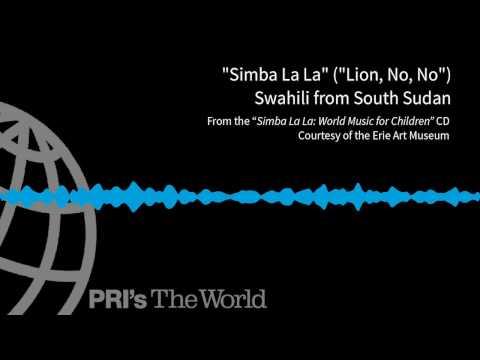 """""""Simba La La"""" (""""Lion, No, No,"""")"""