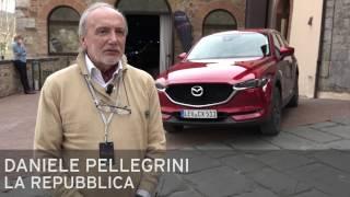 Nuovo Mazda CX-5 – Presentazione stampa europea