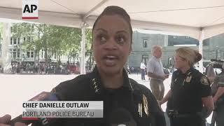 Portland Prepares For Possibly Violent Protests